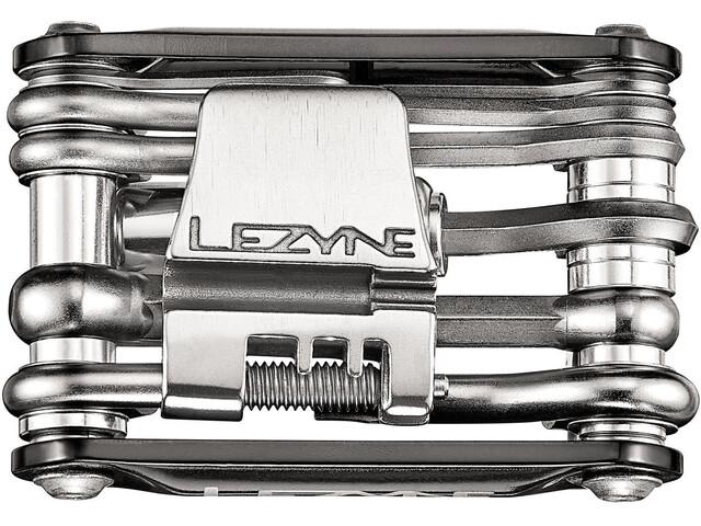 Lezyne Rap-15 CO2 Multifunktionswerkzeug schwarz
